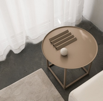 Design of Round Square Table