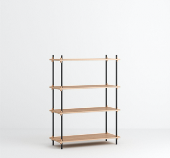 Moebe Shelving System Set 01 Medium Single
