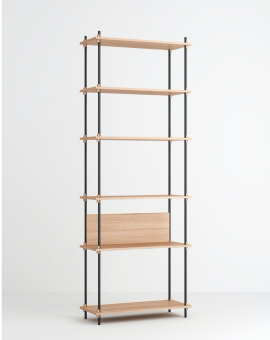 Moebe Shelving System Set 04 Extra Tall Single
