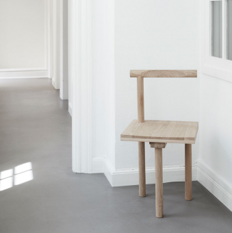 Kristina Dam Studio Sculptural Chair