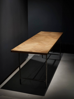 Dry Studios Fishbone Table