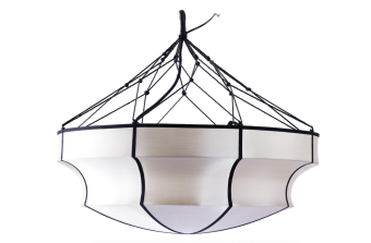 Oi Soi Oi Lampa Thick Silk Ceiling Kit