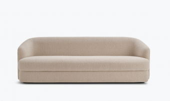 New Works Covent Soffa Deep 3-sits
