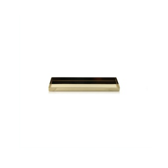 Cooee Tray SML Brass