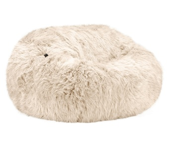 Vetsak Beanbag Shaggy Monster Beige
