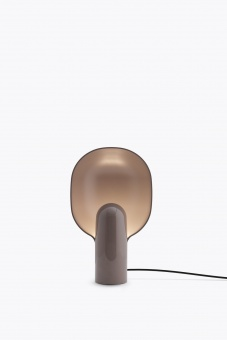 New Works Ware Table Lamp Mole Grey