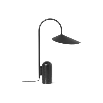 Ferm Living Arum Table Lamp Black