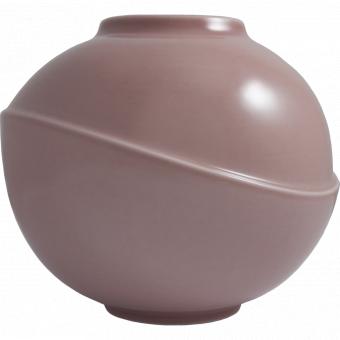 AEO Vase Big Bubble Rose Shiny
