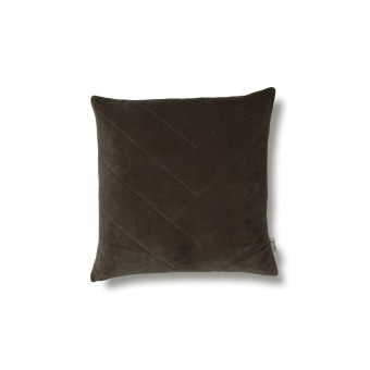 Classic Collection Kuddfodral Chevron Major Brown