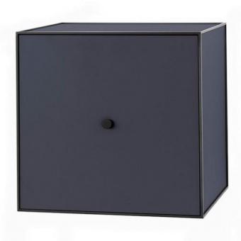 By Lassen Frame Sideboard 49 med dörr och 1 hylla Mörkblå