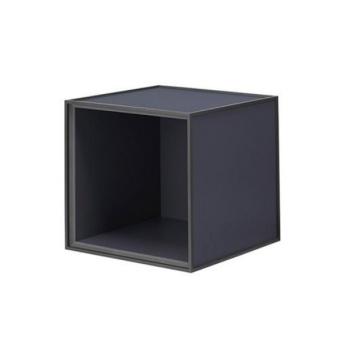 By Lassen Frame Sideboard 28 utan dörr Mörkblå
