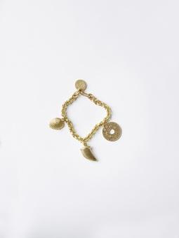 Malaika Cotton 3 x Lucky Charm Bracelet