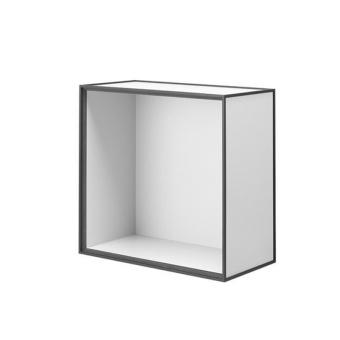 By Lassen Frame Sideboard 42 utan dörr Ljusgrå