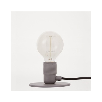 Frama E27 Table Lamp Grå