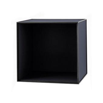 By Lassen Frame Sideboard 49 utan dörr med 1 hylla Mörkblå