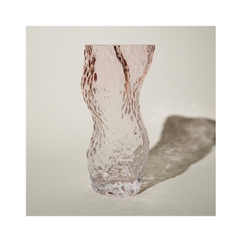 Hein Studio Ostrea Rock Vase Pale Rose