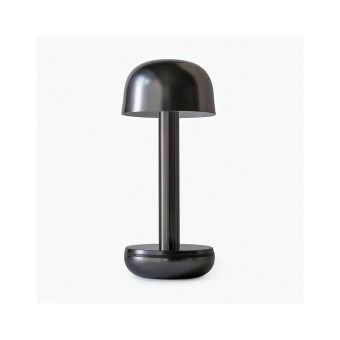 Humble Two Table Light Dark Titanium