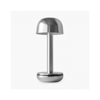 Humble Two Table Light Silver