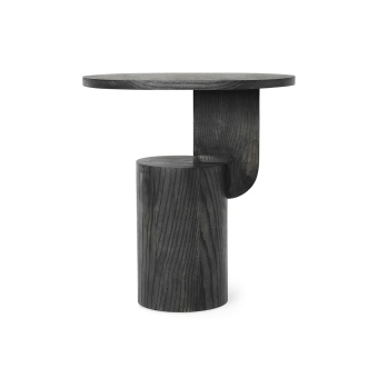 Ferm Living Insert Side Table Black Stained Ash