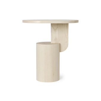 Ferm Living Insert Side Table Natural Ash