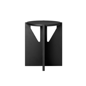 Kristina Dam Studio Stool Black