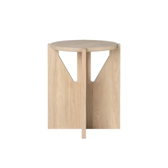 Kristina Dam Studio Stool Oak