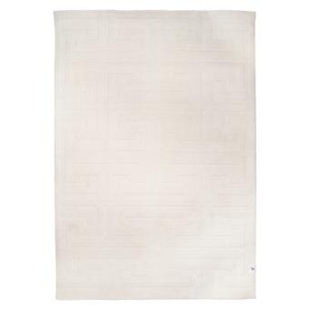 Classic Collection Matta Key Wool Vit 170x230cm