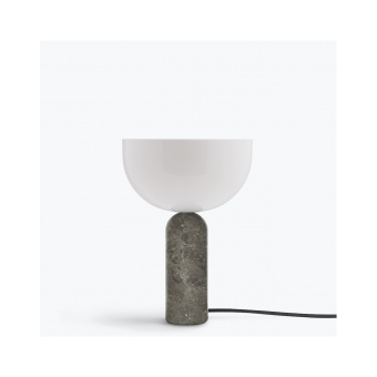 New Works Kizu Table Lamp Mole Grey