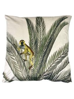 Vanilla Fly Kuddfodral Sammet Palm Monkey