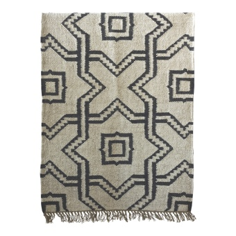 Tell Me More Labyrint Wool/Jute Rug 80x200
