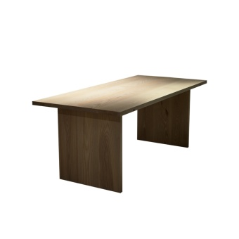 DRY STUDIOS Leather Striped Heisei Dinnertable