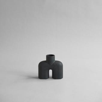 101 Copenhagen Cobra Vase Uno Mini Black