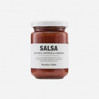 Nicolas Vahe Salsa Red Bell Pepper och Chorizo