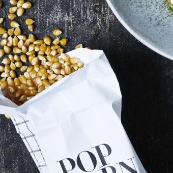 Nicolas Vahe Popcorn