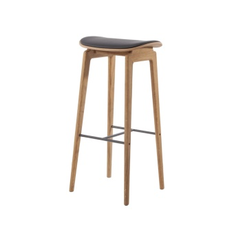 Norr 11 NY11 Bar Chair Natural Leather