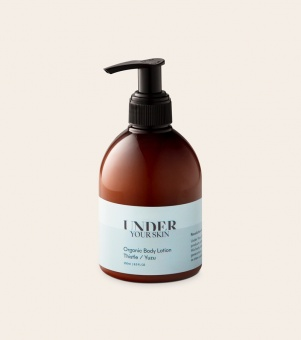Under Your Skin Body Lotion - Thistle/Yuzu