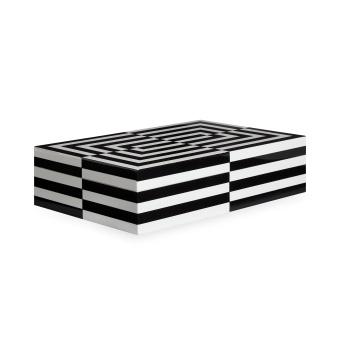 Jonathan Adler Op Art Large Box