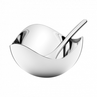 Georg Jensen Bloom Saltkar