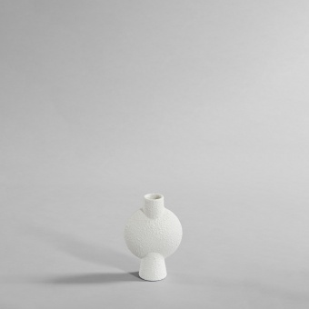 101 Copenhagen Sphere Vase Bubl Mini Bubble White