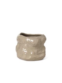 Ferm Living Tuck Pot Cashmere