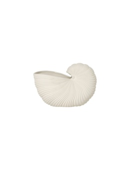 Ferm Living Vas/Kruka Shell Pot