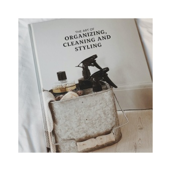 Bok The art of organizing, cleaning and styling
