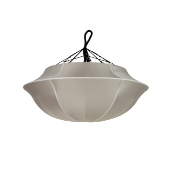 Oi Soi Oi Lampa Umbrella Silk Grey