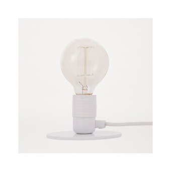 Frama E27 Table Lamp Vit