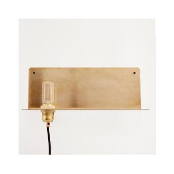 Frama 90° Wall Light Brass