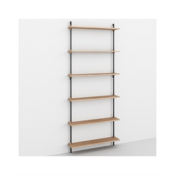 Moebe Wall Shelving WS.200.1