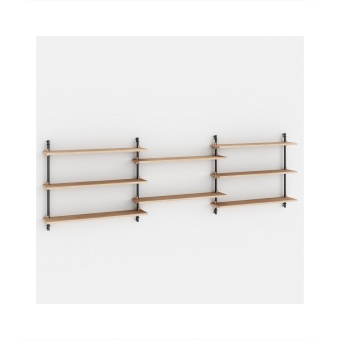 Moebe Wall Shelving WS.65.3