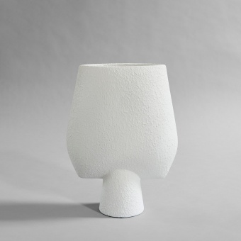 101 Copenhagen Sphere Vase Square Big Bubble White