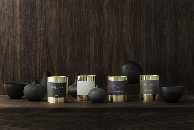 Skultuna Bougie Parfumée Doftljus