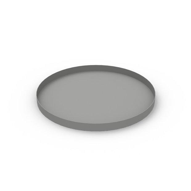 Cooee Tray Circle Grey